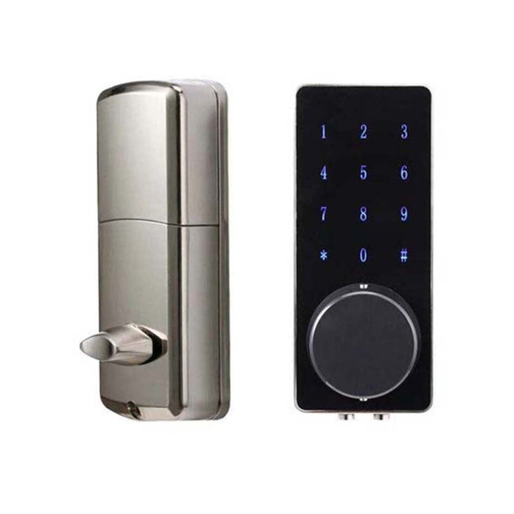 OS8815BLE BT Electronic Keyless Back-lighted Keypad Door Lock Unlock With Bluetooth Code Key Digital Security LockOS8815BLE BT Electronic Keyless Back-lighted Keypad Door Lock Unlock With Bluetooth Code Key Digital Security Lock