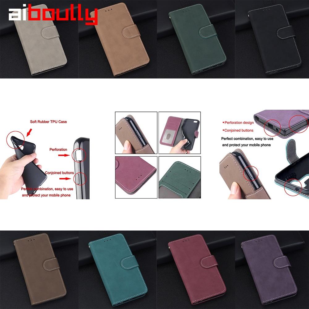 Matte Cases For LG Spirit H440N H420 H442 H440f  Wallet Hold PU Leather Flip Holster For Escape 2 H445 H422 H440AR Fundas Covers visa