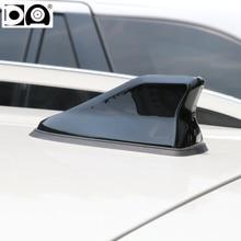 Su geçirmez köpekbalığı yüzgeci anten araba radyo antenleri otomatik anten güçlü sinyal Volkswagen vw Golf için 1 2 3 4 5 6 7 mk4 mk5 mk6 mk7