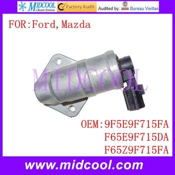 New Auto IAC Idle Air Control Valve use OE NO. 9F5E9F715FA , F65E9F715DA , F65Z9F715FA for Ford Mazda
