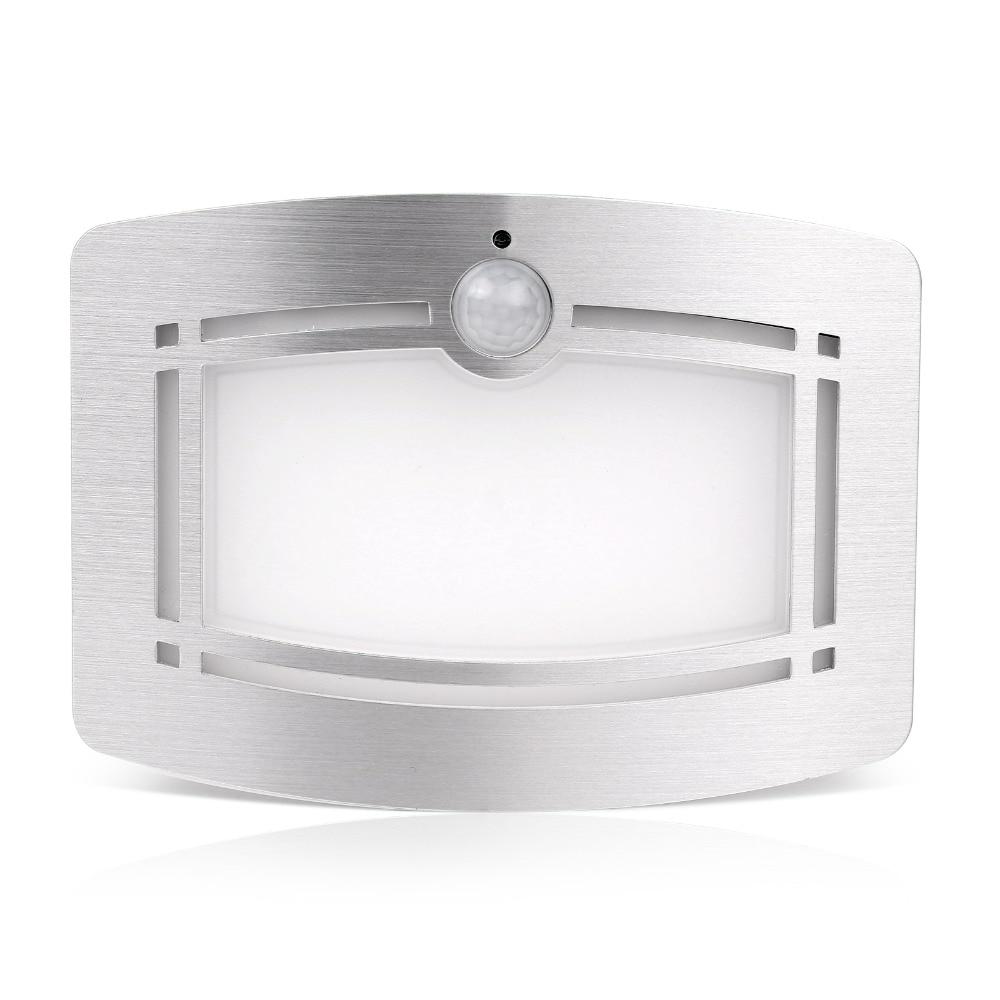 LED gecə işığı Parlaq Motion Sensor enerji qənaət edən - Daxili işıqlandırma - Fotoqrafiya 4