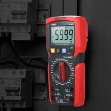 UT89X High Accuracy Digital Multimeter ESR Tester NCV Voltmeter 6000 Count AC/DC Current Capacitance Frequency Temperature Meter цена в Москве и Питере