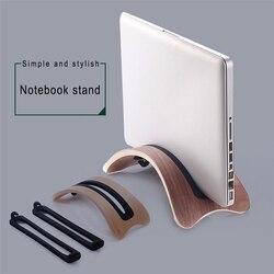 Laptop drewniany stojak na macbooki komputer drewniany stojak na notebooka GDeals w Stojaki do tabletów od Komputer i biuro na
