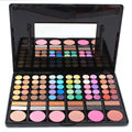 Make Up Kit Set 60 Colors Eyeshadow Palette Lipstick Blusher Makeup Brush Tool