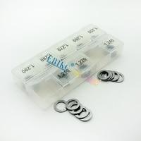 ERIKC shim kit injector calibration shim, injector adjusting shims kits 600PCS