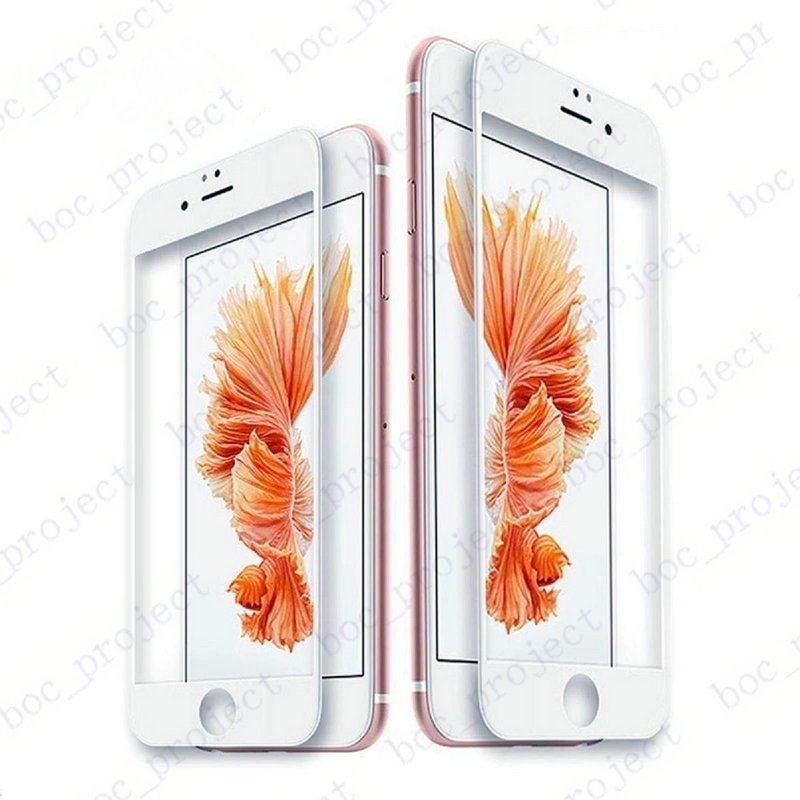 3D Curved Edge Full Cover Mobile Phone Tempered Glass Front For - Mobile Phone Accessories and Parts