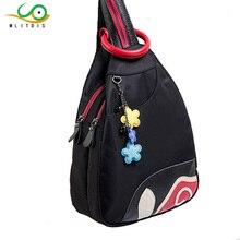 Mlitdis Многофункциональный Для женщин рюкзак двойной молнии сумка Для женщин рюкзак Винтаж Школьный для девочки-подростка груди пакет