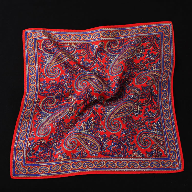 NF05 HN10R Red Navy Blue Paisley (2)