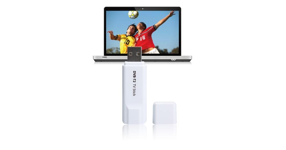 BIG SALE] dvb t2 GENIATECH MyGica T230 USB DVB T2 PC TV Tuner stick