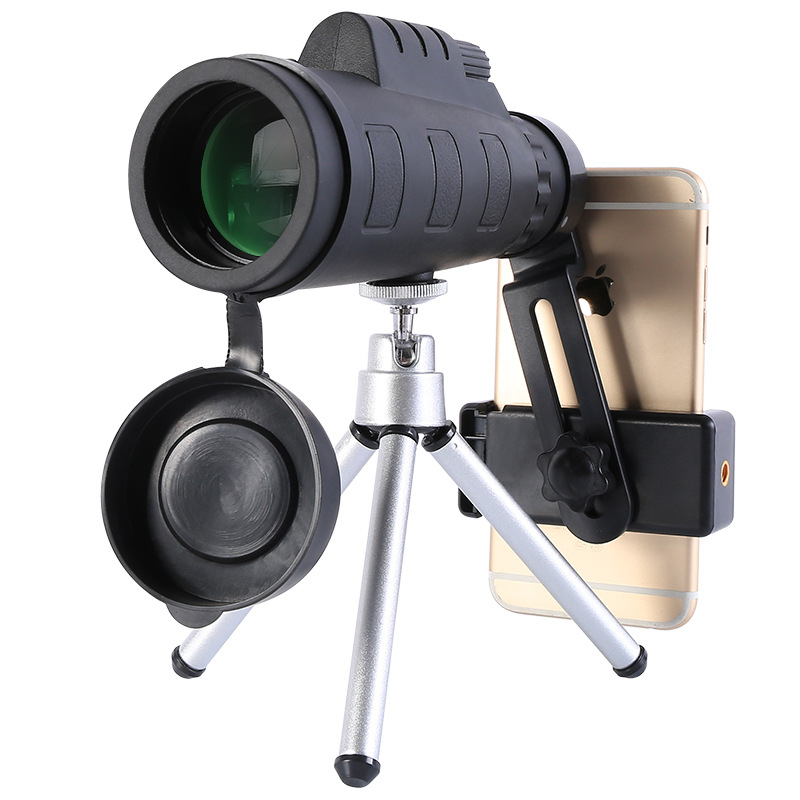 8Pcs/Set Monocular 50x60 Smartphone High Quality Zoom Handheld Telescope Phone Night Vision HD Outdoor Birdwatching Telescope