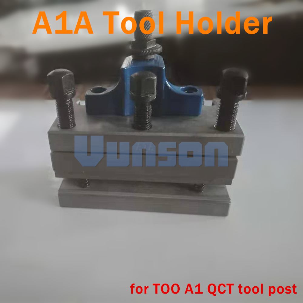 A1A Cut off tool holder for TOOA1 European Style Lathe Swing Diameter 150 300mm QCT Quick