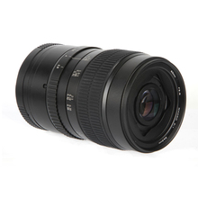 60mm f/2.8 2:1 2X Super Macro Manual Focus Lens for Micro 4/3 M43 Camera Olympus Panasonic G5 GH4 GH3 E-M5 EP-3 E-PL3