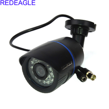 REDEAGLE HD 2MP 1080P AHD Security Camera with 24Pcs LEDs IR CUT Filter Indoor Outdoor Use for CCTV AHD DVR Free shipping