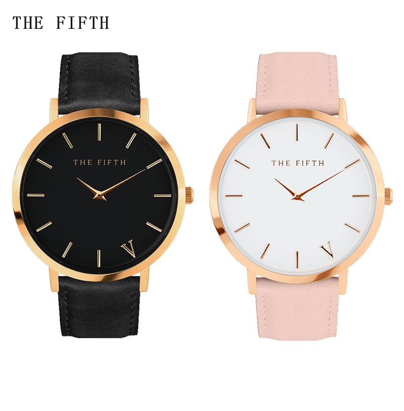 fashion wristwatches 8 colors the fifth brand luxury women s casual watches waterproof watch women