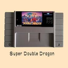Super Double Dragon USA Version 16 bit Big Gray Game Card For NTSC Game Player