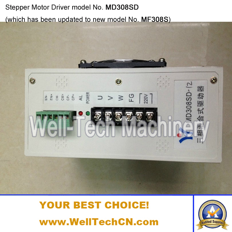 Online buy wholesale plastic bag making machine from china for Three phase stepper motor driver