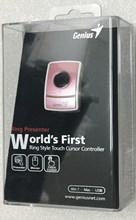 2017 новый высокое качество 2.4 Г беспроводной 1200 ТОЧЕК/ДЮЙМ Эльф палец мини-мышь лазерная микро кольцо мышь для ПК notebook компьютер