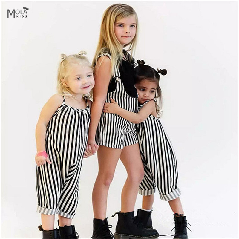 Runcit Kikikids Girls Pants Baby Girl Harem Pants Striped Rompers Maka Kids Kids Harem Pants Infant Tiny Toddler Cotton Pants