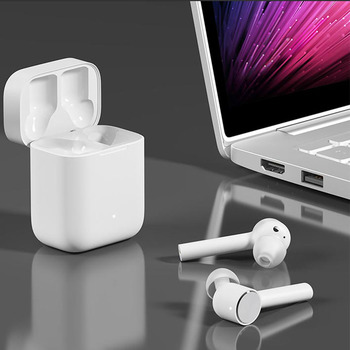 xiaomi air TWSEJ01JY airdotspro bluetooth earphone Noise reduction call Touch control wireless sport  In Ear Earbuds