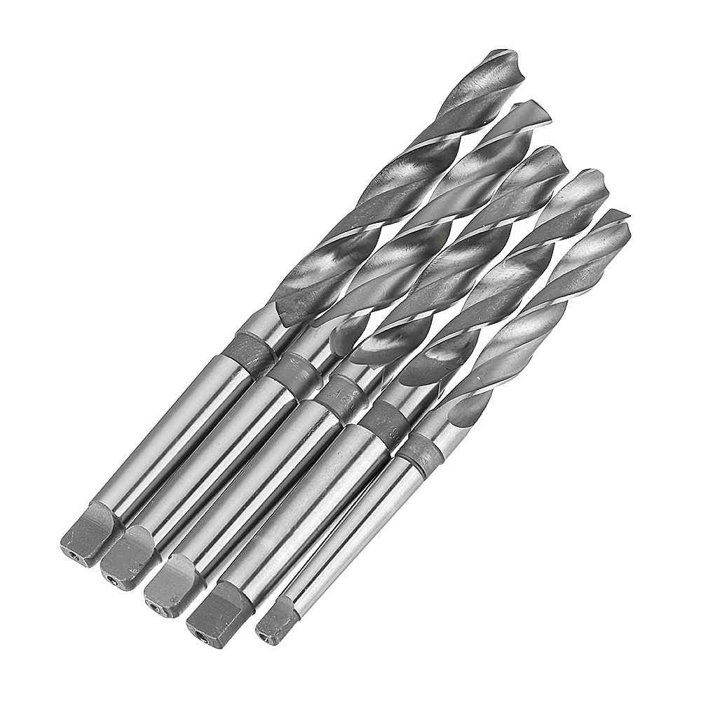 14-18mm HSS Cone Taper Shank Twists Drill Bit CNC Lathe Machine Tool New