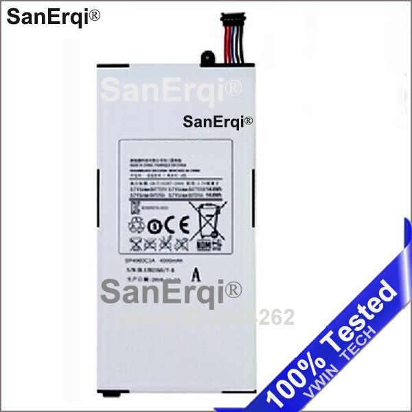 P4960C3A 4000 MAh Baterai untuk Samsung Galaxy Tab P1000 P1010 GT-P1000 Baterai Tablet