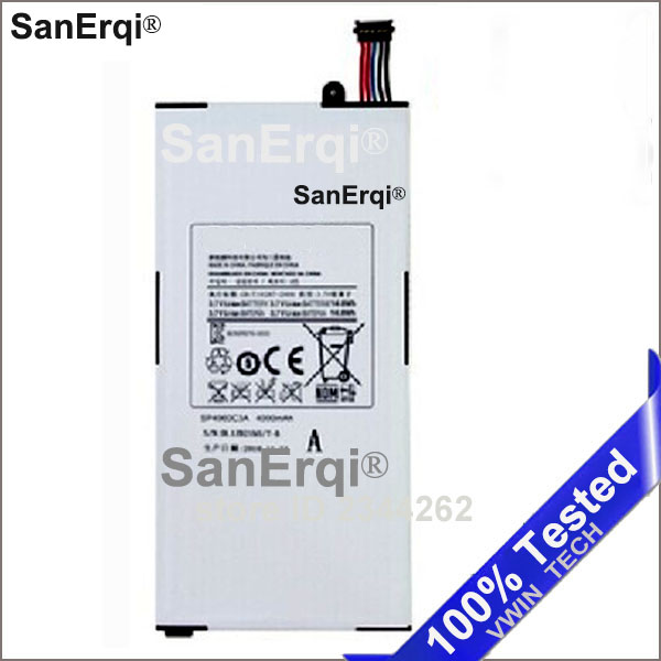 P4960C3A 4000mAh battery for Samsung <font><b>Galaxy</b></font> <font><b>Tab</b></font> <font><b>P1000</b></font> P1010 <font><b>GT</b></font>-<font><b>P1000</b></font> Tablet Battery image