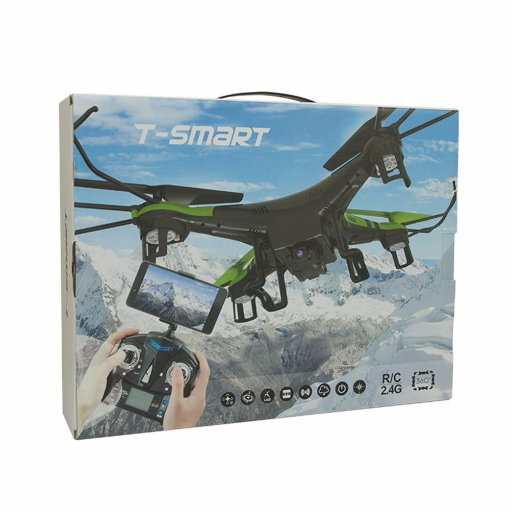 RC Quadcopter 3D Roll Helicopter font b Drone b font Camera RTF XBM38W 2 4Ghz 4CH