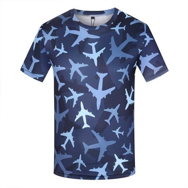 KYKU 3D T Shirt Men World...
