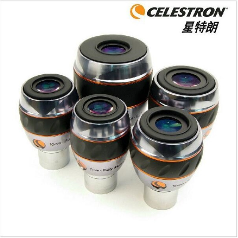 Celestron 82 degree wide angle telescope eyepiece 23mm Accessories 2 inches  new 1 25 f9mm 66 degree wide angle eyepiece for telescope
