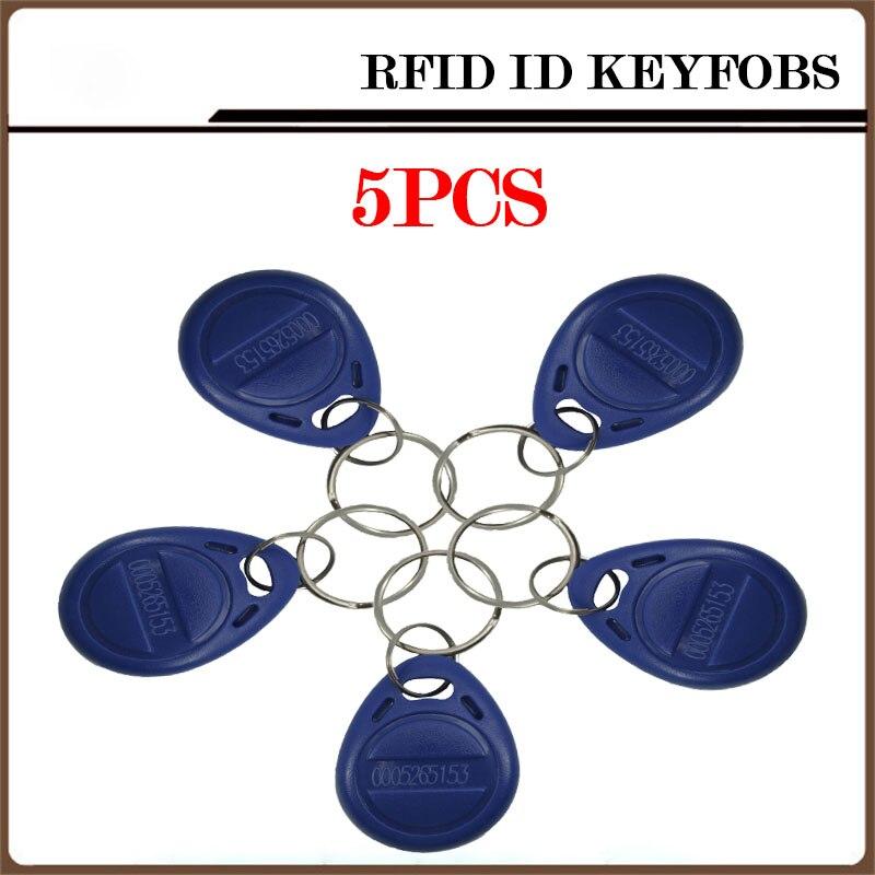5pcs RFID Card 125kHz RFID Key Id Card Adesivo Nfc Tags Stickers Nfc Card For Access Control System Timeclock 20pcs rfid card 125khz rfid key id card nfc tags pegatinas nfc card adesivo for access control system timeclock