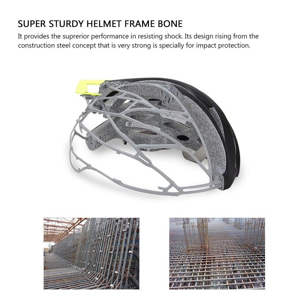 NUCKILY велосипедный шлем цельно Формованный дорожный велосипед и горный велосипед шлем для взрослых PB07 - 4