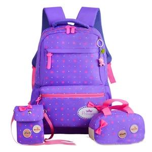 Image 5 - ZIRANYU star printing children backpacks For Teenagers girls Lightweight waterproof school bags child orthopedics schoolbags