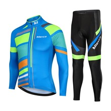 Mieyco Cycling Clothing Man Uniform Breathable Mountain Bike jersey 2019 Outfit Bicycle Clothes Set