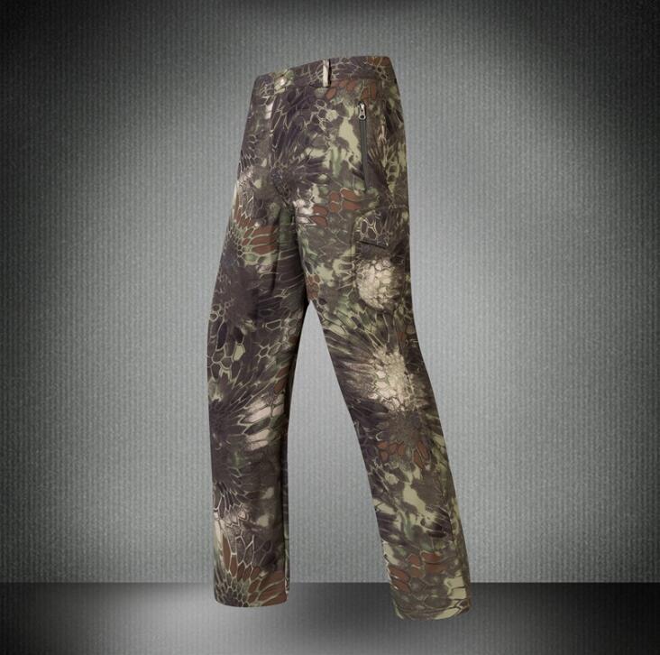 b4e3914957cb8 Lurker Shark Skin SoftShell Kryptek Mandrake Typhon Banshee Highlander  Outdoor Tactical Camouflage Pants(STG050383)