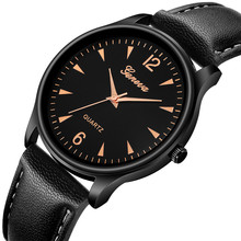 Moda Relógios de Quartzo Homens Marca De Luxo Relógio de Pulso Dos Homens da Correia de Couro À Prova D' Água Relogio masculino Relógios Masculinos Homem Hora 2018