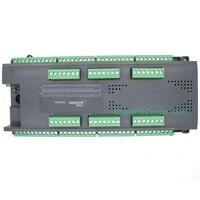 Placa de controle do plc fx2n 92mr relé saída 46 em 46 saída rs232 e rs485 relé plc pela escada do desenvolvedor gx relay 80a relay black plc enclosure -