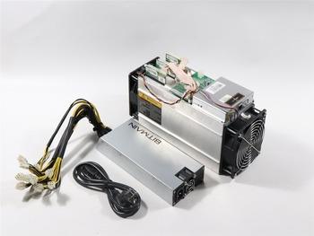 98 nowy Asic AntMiner S9 11 85T z BITMAIN PSU BTC BCH górnik ekonomiczne niż Antminer S9 13 5t S9k t9 + WhatsMiner M3 Ebit E9 + tanie i dobre opinie YUNHUI 10 100 1000 mbps 1172w+12