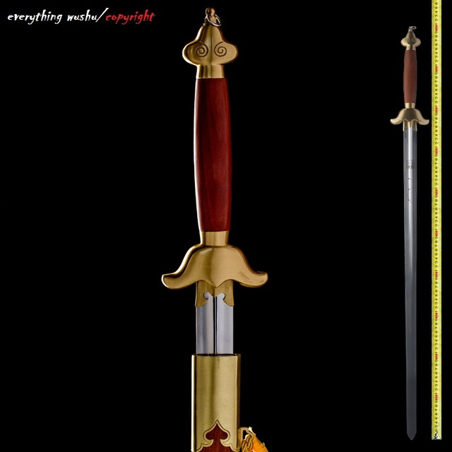 Стандарт Тай Чи прямые мечи тайчи Цзянь мастер прямые мечи для Тай Чи