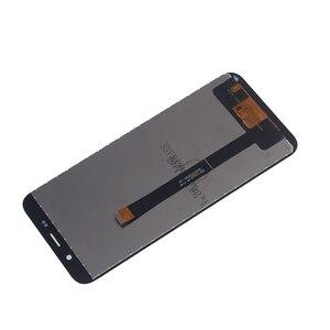 Image 3 - 5.7 بوصة الأصلي عرض ل Uhans i8 LCD + محول الأرقام بشاشة تعمل بلمس مكون ل Uhans i8 شاشة LCD شاشة رصد إصلاح جزء