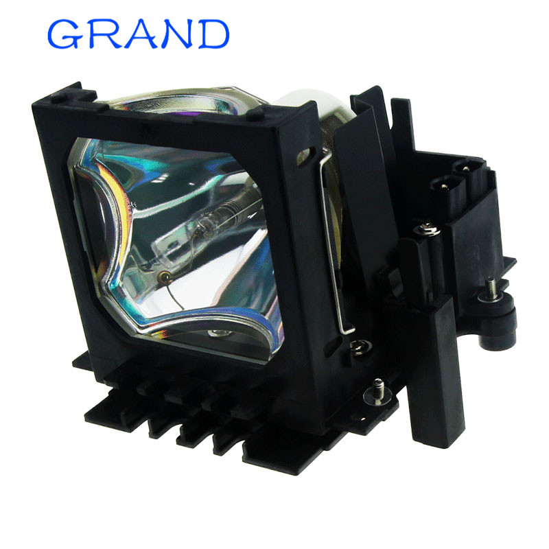 High Quality DT00591/CPX1200LAMP compatible bare bulb with housing for HITACHI CP-X1200WA/CP-X1200W Projectors HAPPY BATE