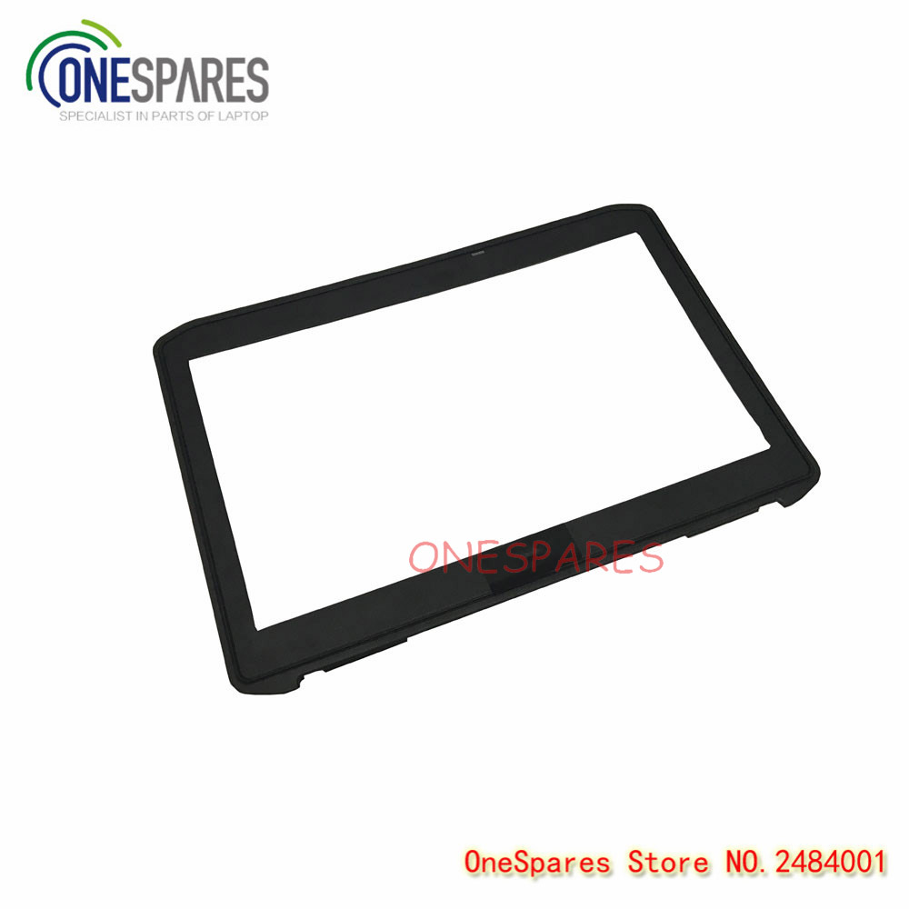 New Laptop LCD Screen Front Trim Bezel <font><b>Cover</b></font> w/ Webcam Port For <font><b>DELL</b></font> <font><b>Latitude</b></font> <font><b>E5430</b></font> Series DP/N 0RN9DR AP0M3000E00 image