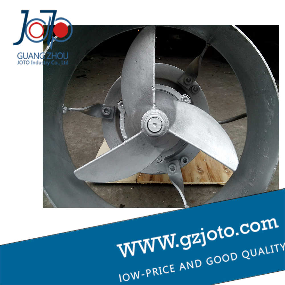 Submersible mixer QJB0 85/8-260/3-740/C/S as a whole host of stainless  steel propeller sewage anaerobic tank