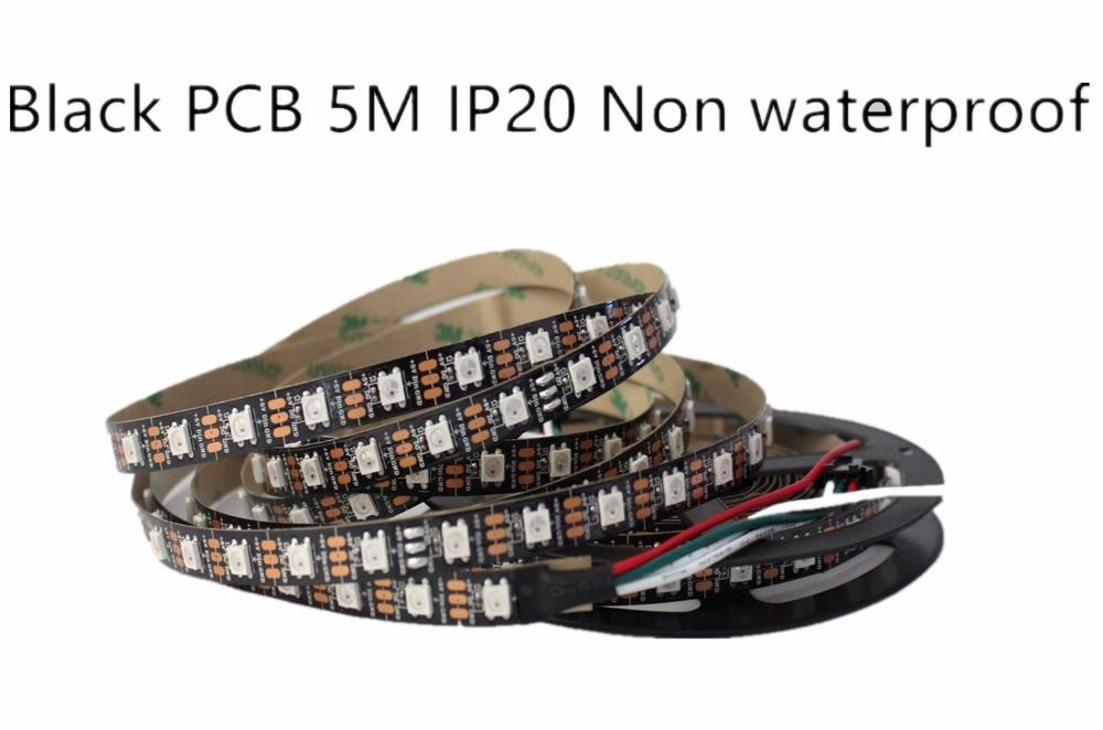 Tiras de Led tira conduzida pcb preto, construído Certificado : Ce, rohs, ccc