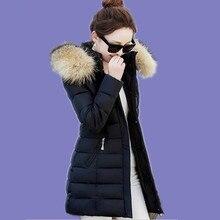Camperas Mujer Invierno 2016 Winter Jacket Women Parka Thicken Outerwear Women Down Coats Short Slim Design Cotton-padded JX026