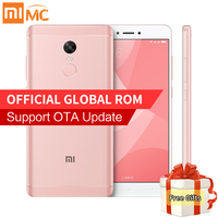 Original Xiaomi Redmi Note 4X 4 X 3GB RAM 32GB ROM Mobile Phone Snapdragon 625 Octa