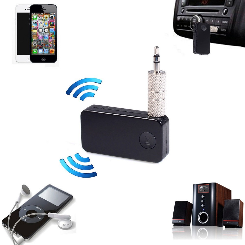 3 5mm Wireless Bluetooth Receiver Bluetooth adapter font b Audio b font Music Adapter Bluetooth3 1