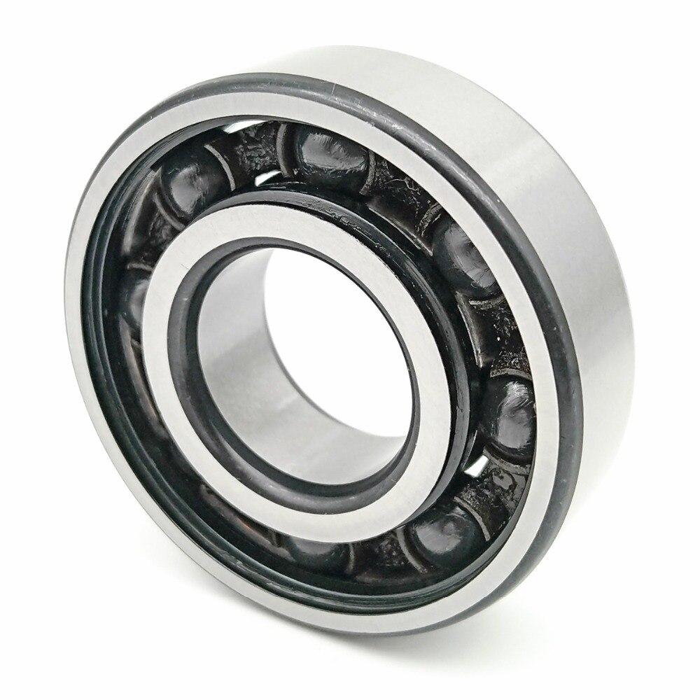 1pcs MOCHU Bearing 6001-2RS1 6001 TN9 HQ1 P53 12X28X8 6001 MOCHU Hybrid Ceramic Ball Bearings Single Row Si3N4 Ball ABEC-5
