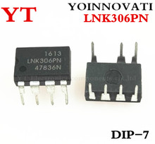 Circuito integrado LNK306PN LNK306 LNK306P, mejor calidad, 50 unidades/lote