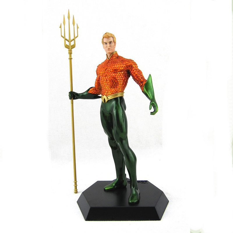 Best Justice League Toys And Action Figures For Kids : Original genuine justice league aquaman pvc action figure