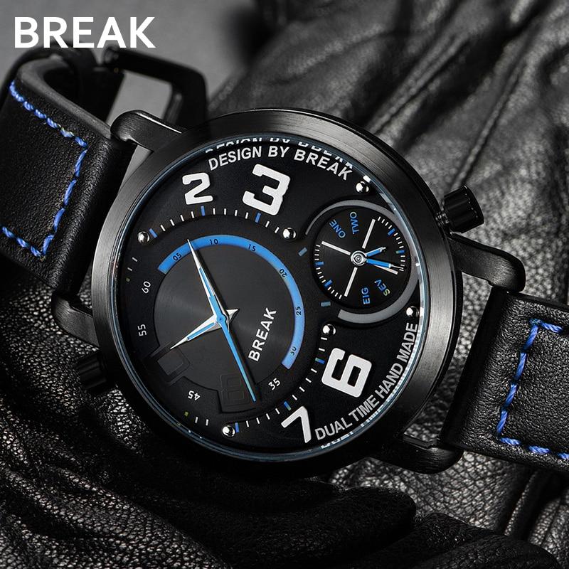 BREAK კაცები ყველაზე - მამაკაცის საათები - ფოტო 4